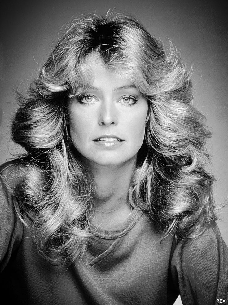 70S Hairstyles Alluring 70S Hairstyles  Retro Styling Tips  Farrah Fawcett And Amy Adams