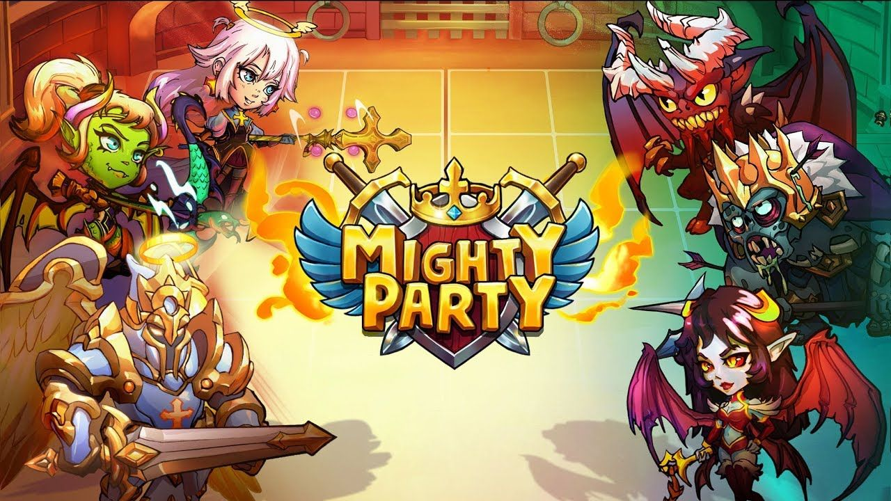 Mighty Party Heroes Clash Android Game First Look Gameplay Espanol In 2021 Party Hacks Games Free Games