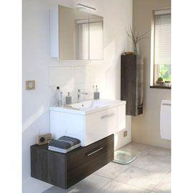 meuble salle de bain nida castorama