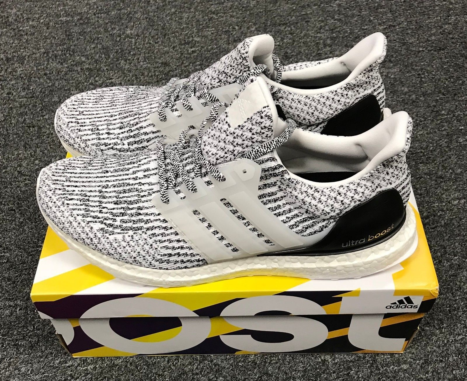 ccfc4822d35e1 Details about Adidas Ultra Boost 3.0 Oreo Zebra Size 11. S80636 ...