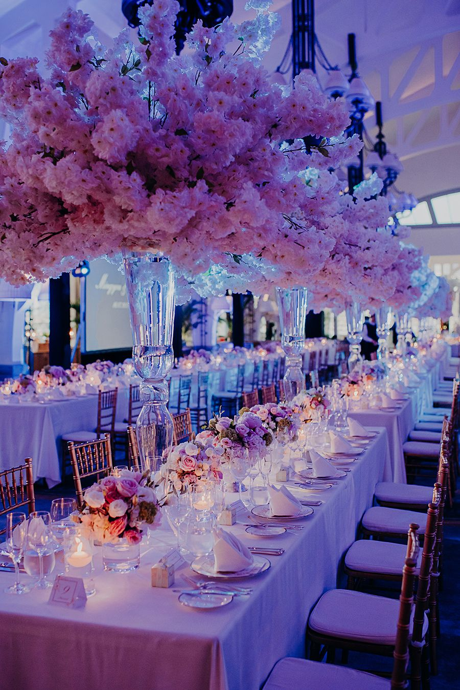 Real Crazy Rich Asian Weddings Part 1 Wedding Centerpieces Wedding Cake Purple Flowers Wedding Cakes With Flowers