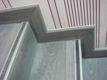 Escalera tarima roble azul escaleras tarima roble escaleras y rodapie - Acron tarimas ...