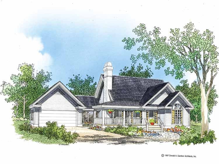 Eplans country house plan gracious country cottage for Www eplans com house plans
