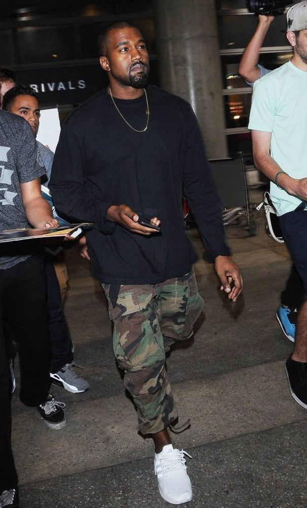 53a905996a0 kanye west wearing the adidas ultra boost to meet caitlyn jenner (1)  most  wanted adidas ultra boost triple white 2.0 brand new in box size uk 9