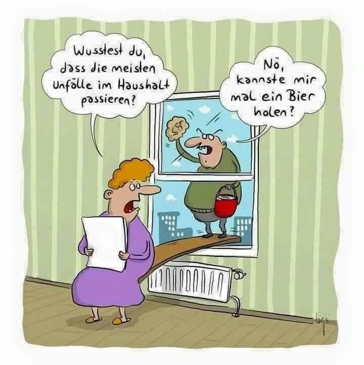 tyske vittigheder