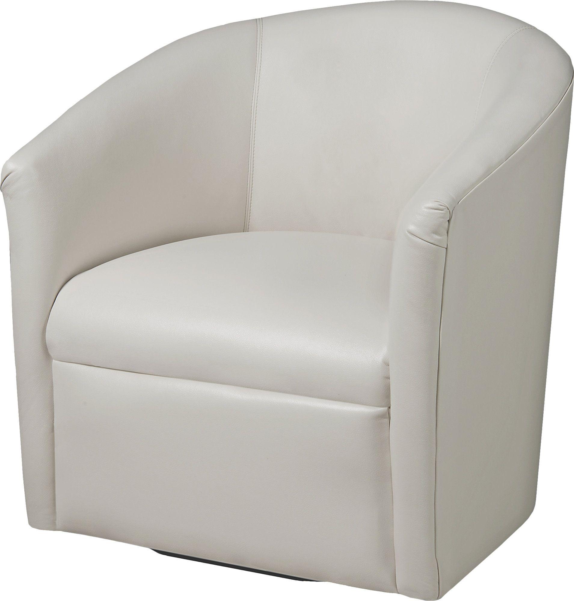 Garland Swivel Barrel Chair
