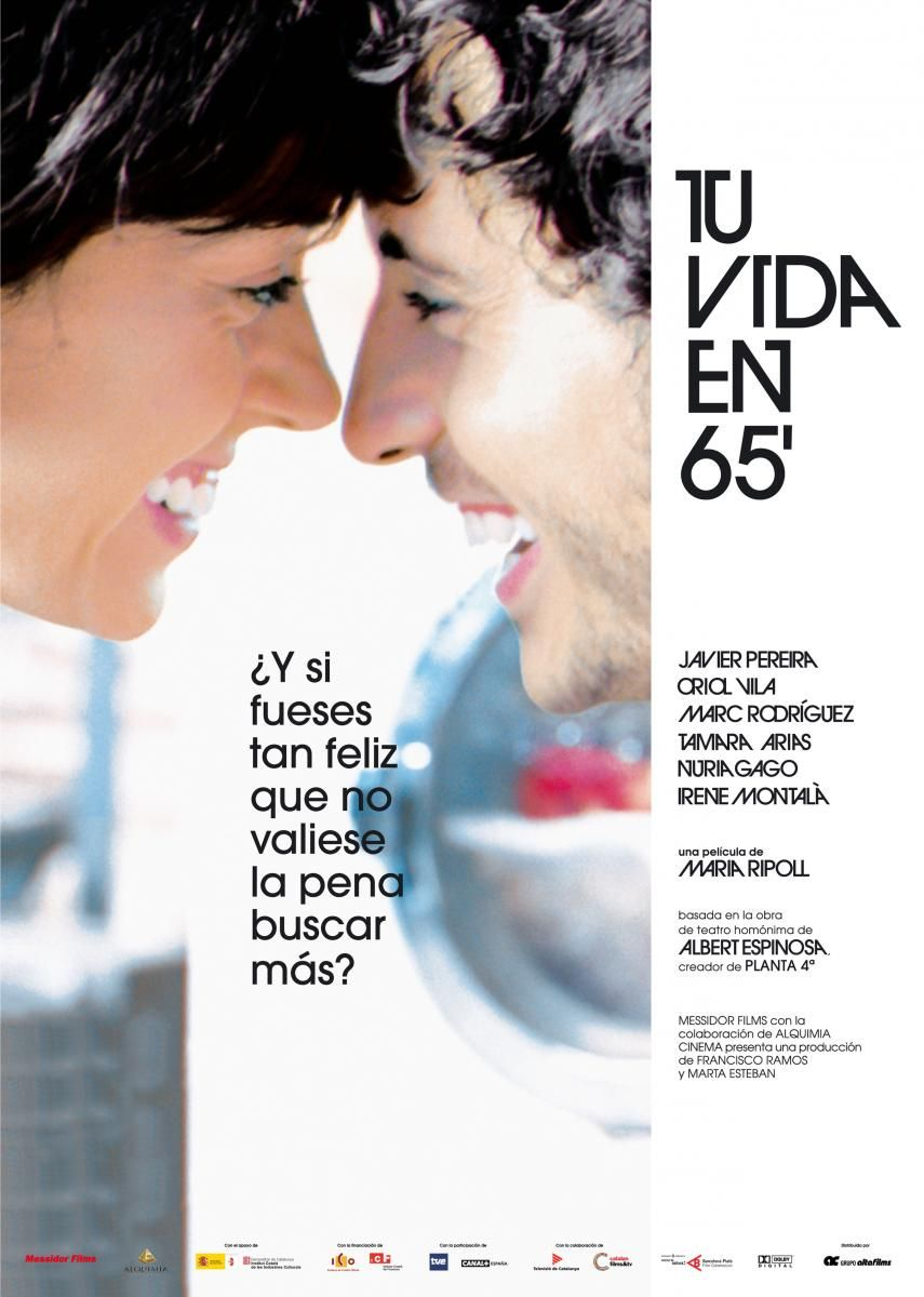 DVD CINE 2348 - Tu vida en 65\' (2006) España. Dir.: María Ripoll ...