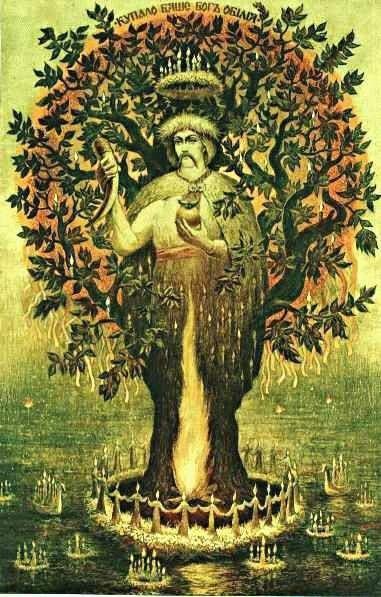Slavic Creation Myth Paganism Ukrainian Mythology Essay Idea Example Argument