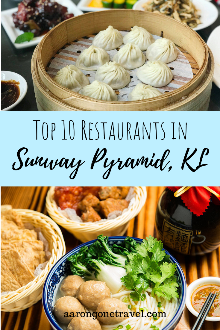 Photo of Top 10 Restaurants in Sunway Pyramid – Aaron Gone Travelling