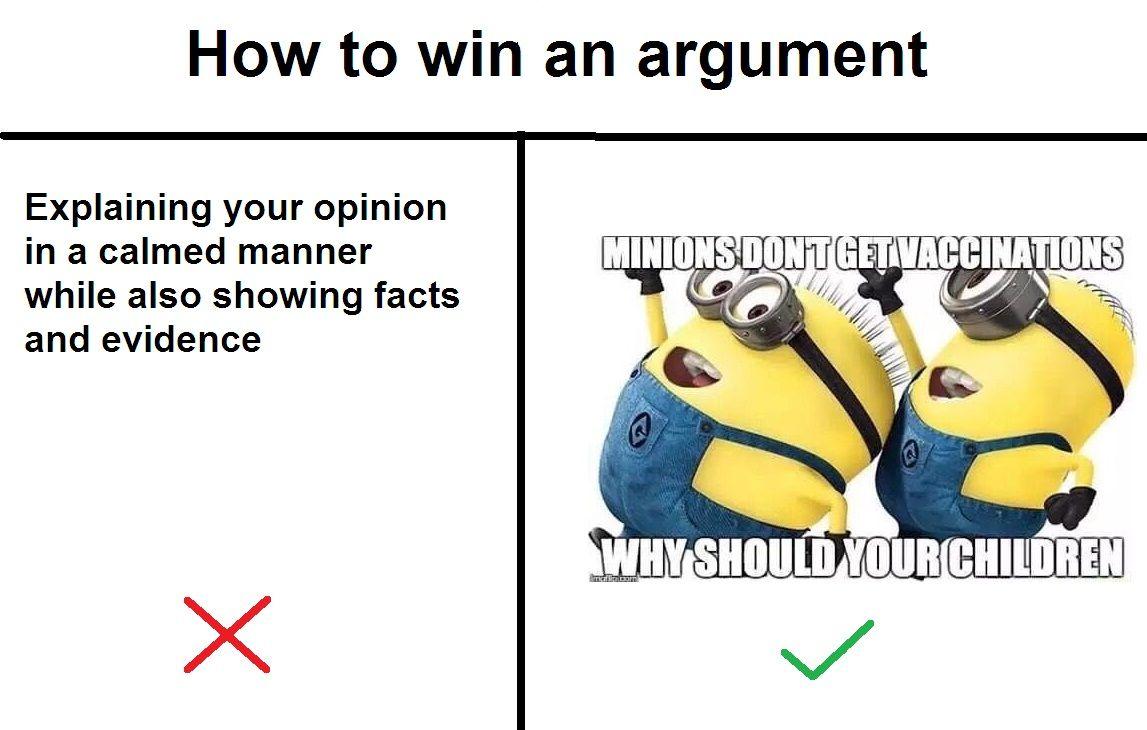 Winning An Argument 100 Karen Memes Bad Memes Me Too Meme