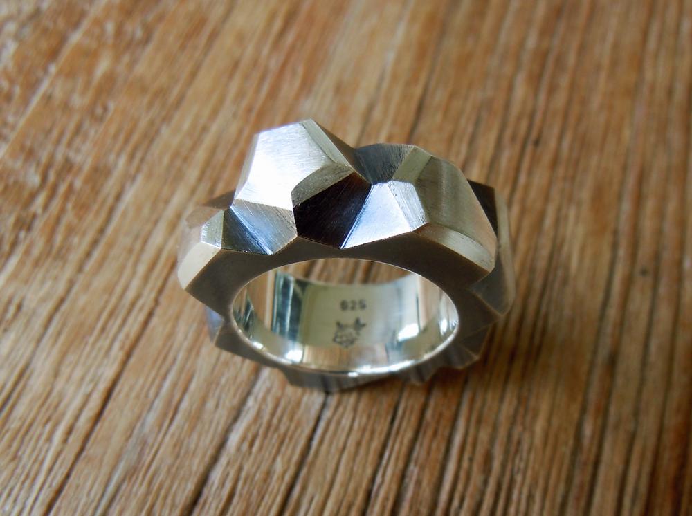 Silver Jewel II By Carmen Unikat-Meisterin - DeinUnikatschmuck.de, on Designeros.com $295.00 #designeros