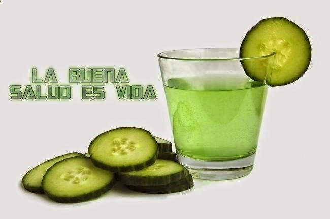Bebida Mágica Quema Grasa   Cuidar de tu belleza es facilisimo.com