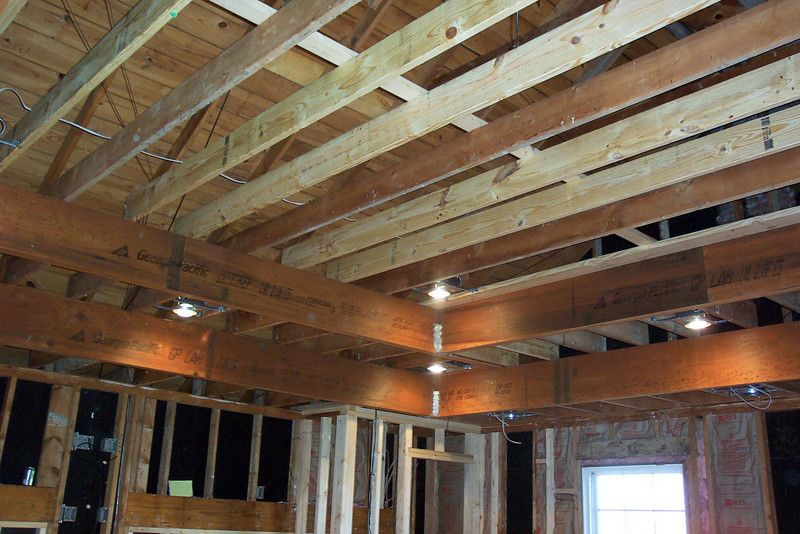 Framing A Tray Ceiling Google Search