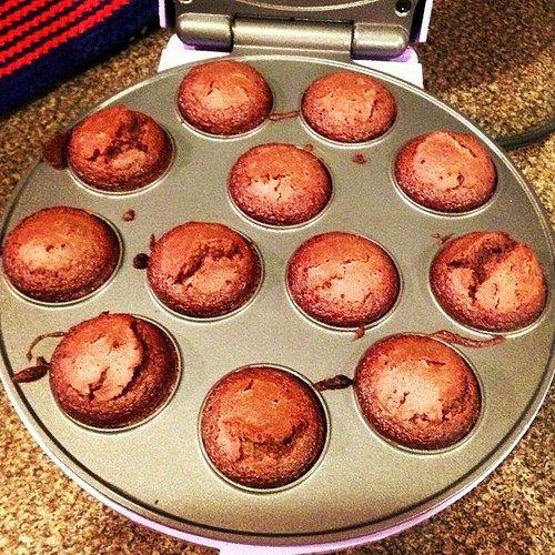 Brownie Bites Cupcake Maker Recipes Babycakes Cake Pop Maker Cake Pop Maker