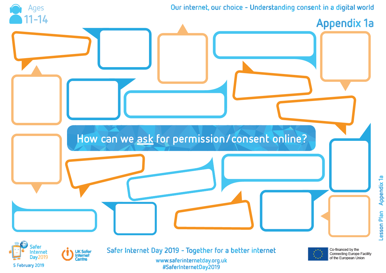 Safer Internet Day 2019 Educational Resources For 11 14 Year Olds Safe Internet Educational Resources Education