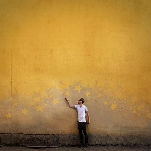 It Was All Yellow | Wall paintings, Kids rooms and Walls