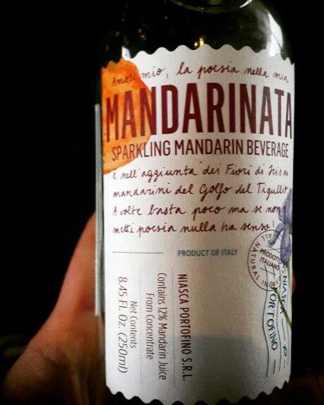 Mandarinata Niasca Portofino