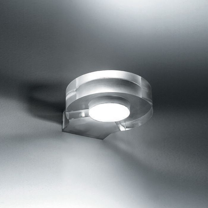 Wandleuchte Artemide Good Artemide Surf Parete Led With