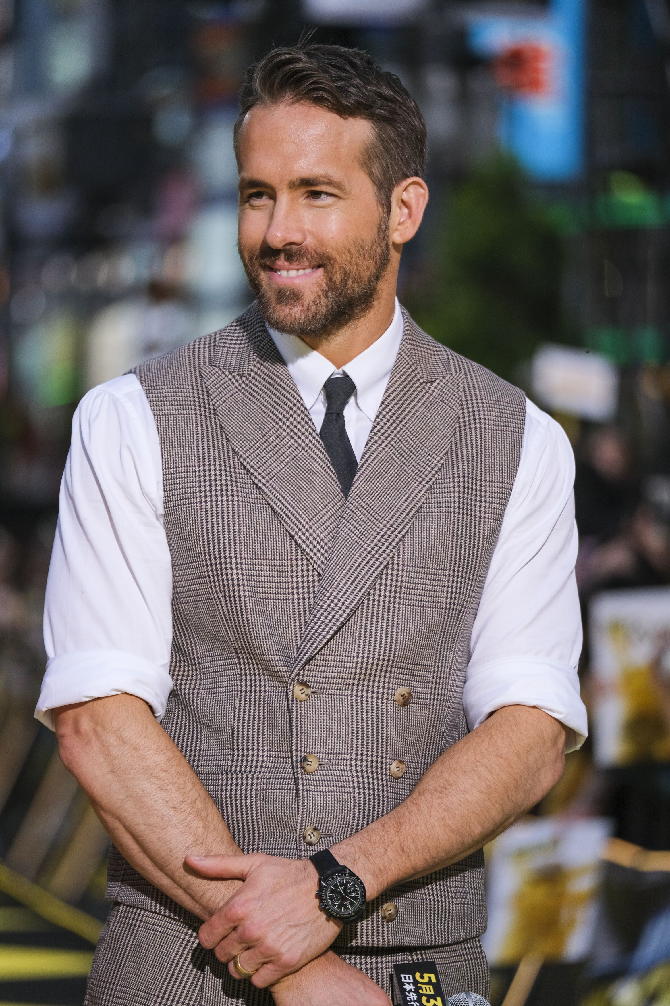 Ryan Reynolds Is Currently One Of The Most Famous Actors