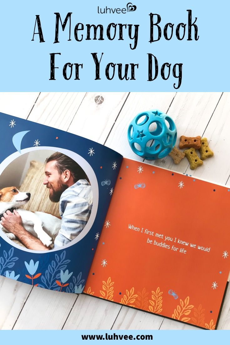 Let your fur baby know how much you love them or make this