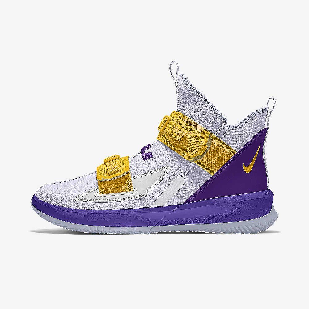 Lebron Soldier Xiii By You Custom Basketball Shoe Di 2020 Sepatu