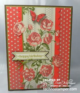 Techno Stamper: Birthday Cards