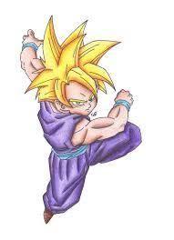 Resultado De Imagen De Dibujos De Dragon Ball A Color Sencillos Dibujos Dibujo De Goku Dibujos De Dragon