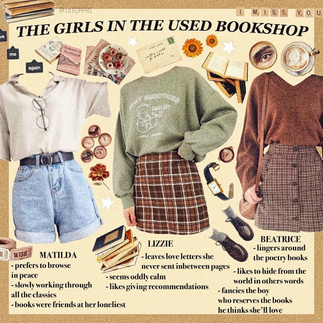 Beatrice Or The Second One Aesthetic Clothes Aesthetic Fashion Vintage Outfits