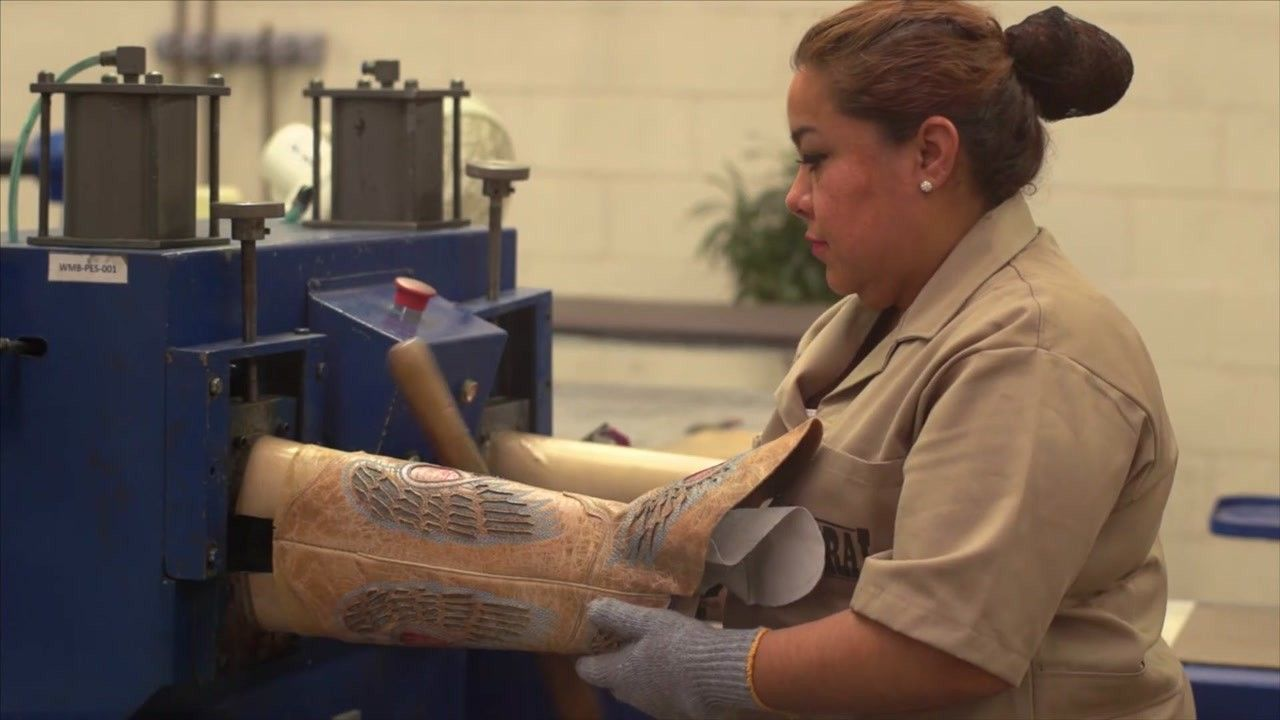 Threads: Behind the Scenes - The Making of Corral Boots