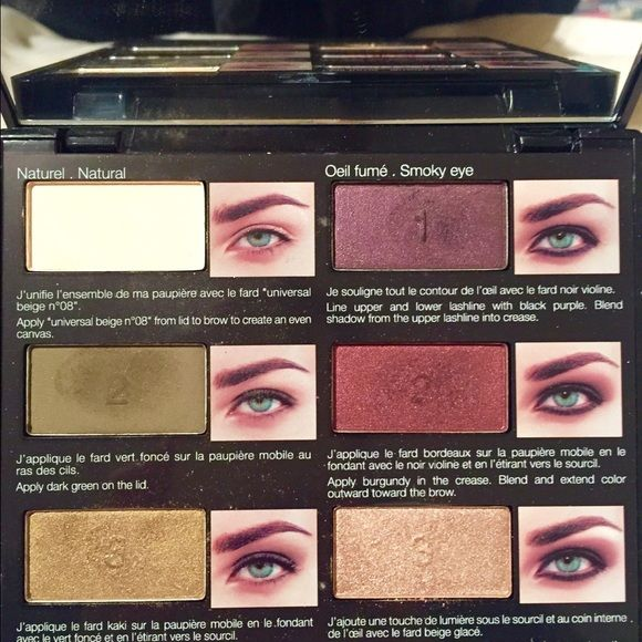 Sephora eyeshadow palette-new Sephora eyeshadow palette. Limited edition.new just swatched. Step by step instructions. A best seller Sephora Makeup Eyeshadow