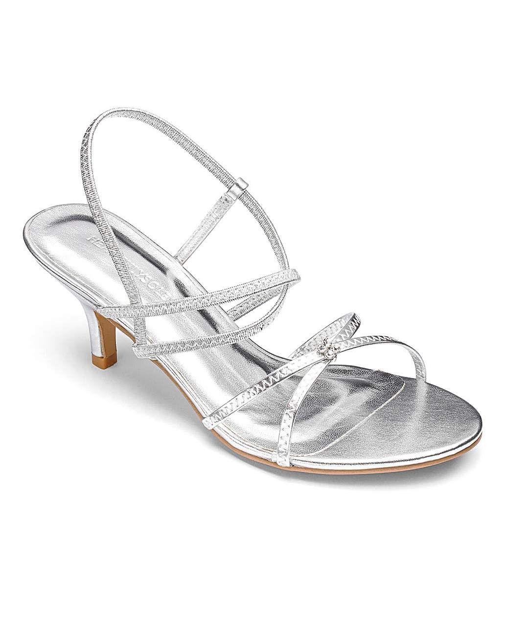 747010d5662 Heavenly Soles Sandals EE EEE Fit