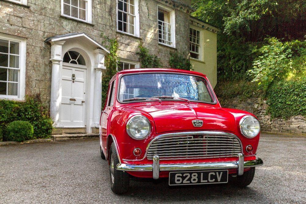 eBay Mini Austin Mini Seven MK1 850cc Fully restored