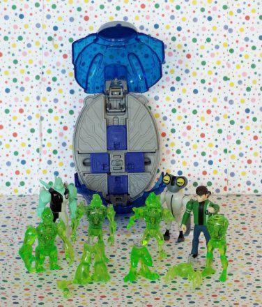 Ben 10 #Alien Creation Chamber Lot #Ben10 #CartoonNetwork  #ChristmasToysForBoys #teamsellit