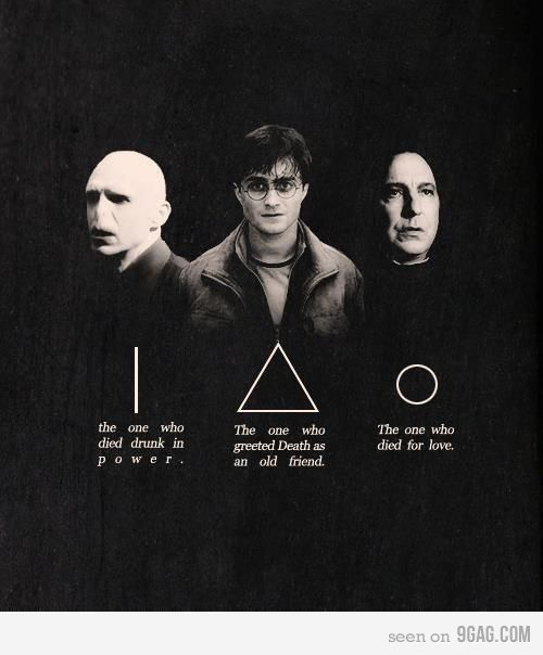 Rowling is a genius - Fangirl Shirts - Ideas of Fangirl Shirts - J. Rowling is a genius Lord Voldemort Harry Potter and Severus Snape The Three Brothers