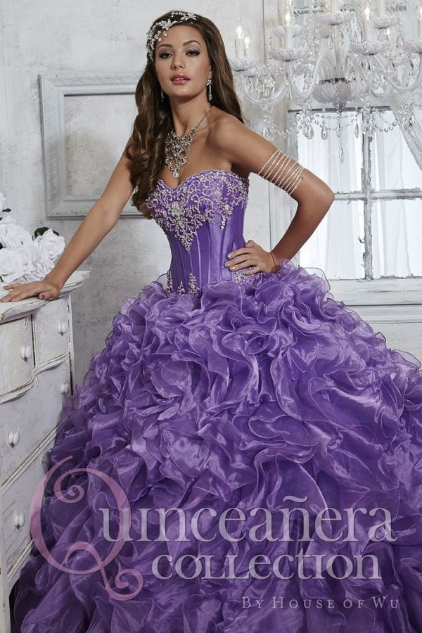 Top 2016 Purple Quinceanera Dresses | Sparkly jewelry, Crown and Royals