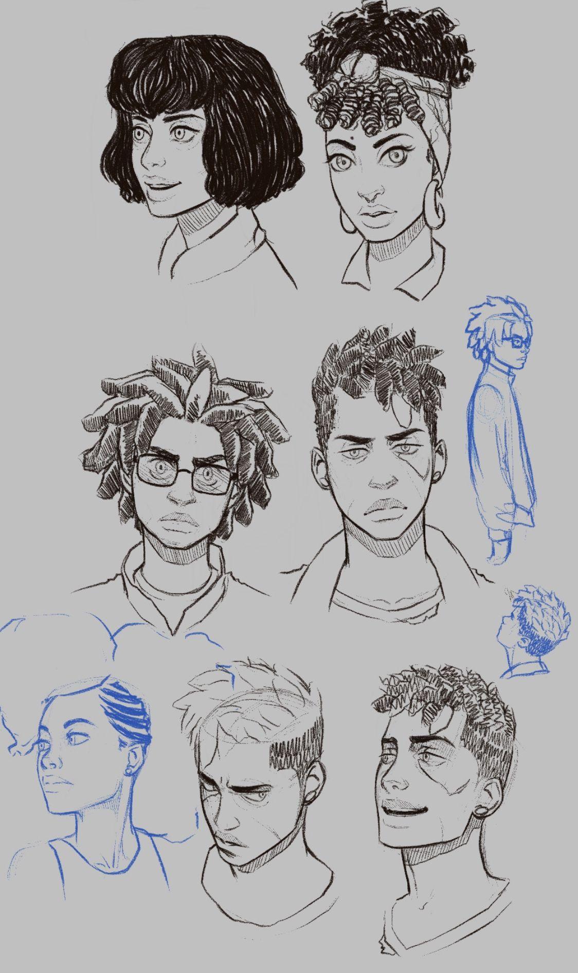 Black anime characters image by arrogant ambassador on