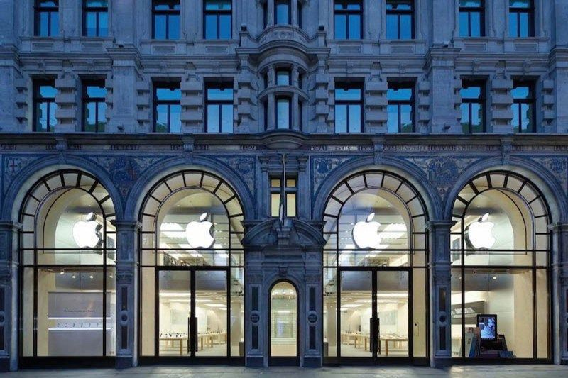 Expect Big Things From Apple's Slick New London Flagship