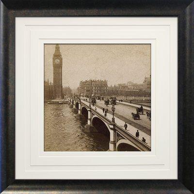 Star Creations 'Historical London' by Christin Atria Framed Photographic Print