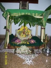 Image Result For Saraswati Puja Decoration At Home Decor