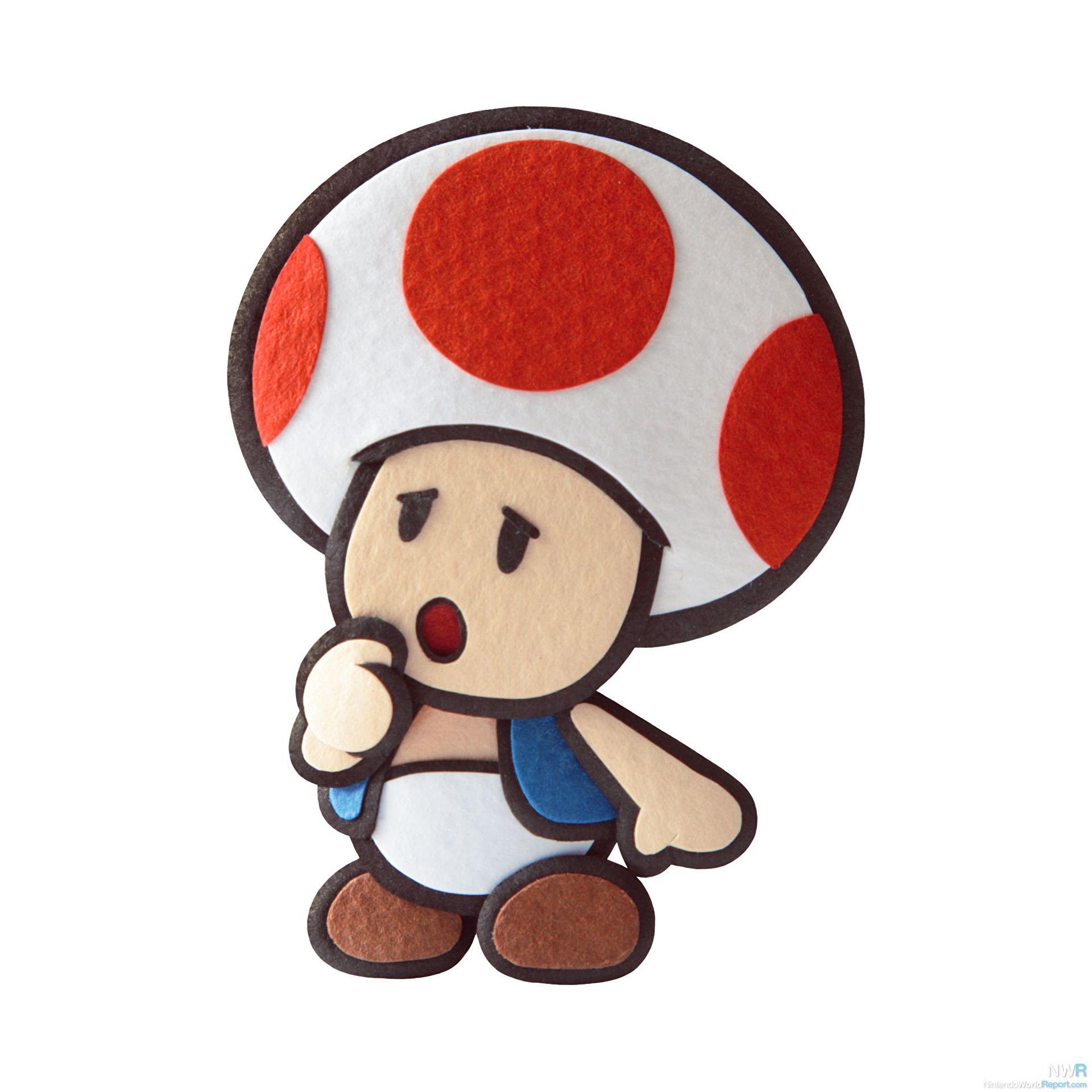 Paper Mario Sticker Star Goomba paper mario sticker star