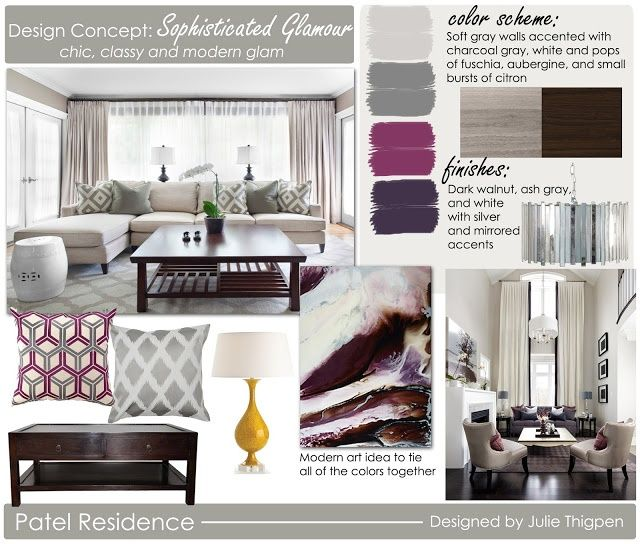 Image Result For Concept Board Interior Design Example With