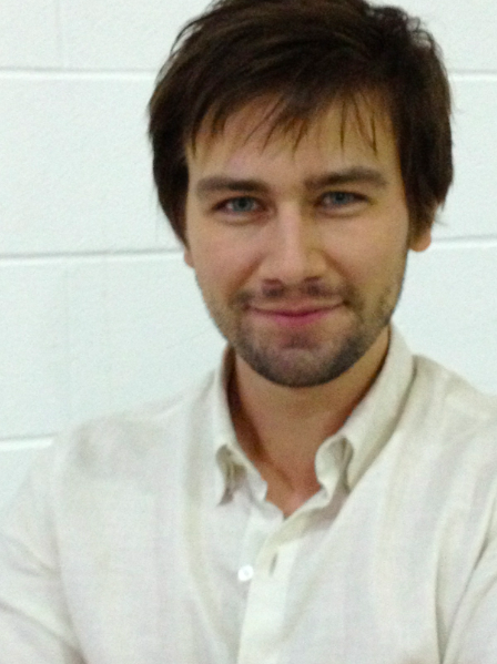 Torrance Coombs (Bash from Reign)