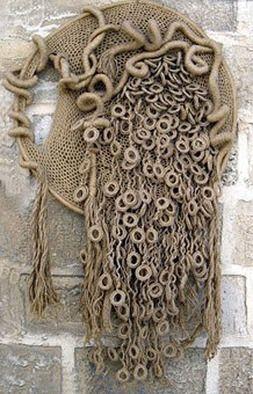 Crochet Wall Hanging Wall Art Amp Decoration Pinterest