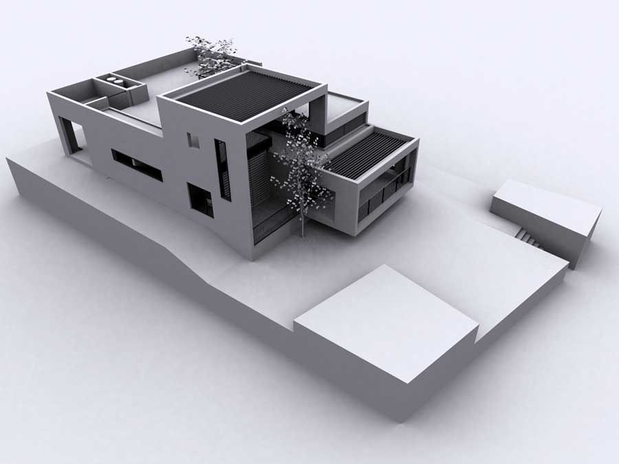 Architecture House Model model house architecture | house plans and ideas | pinterest