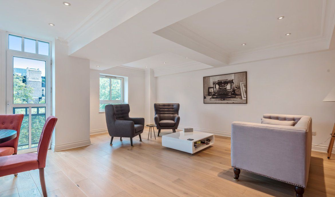 Flat To Rent In St Johns Building 79 Marsham Street