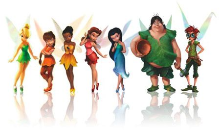 Tinkerbell character