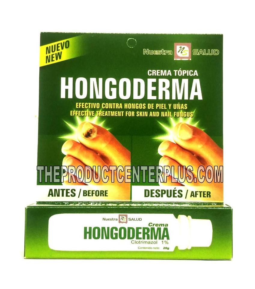 HONGODERMA CREAM TOPICAL FUNGUS SKIN AND NAIL TREATMENT. | bath ...