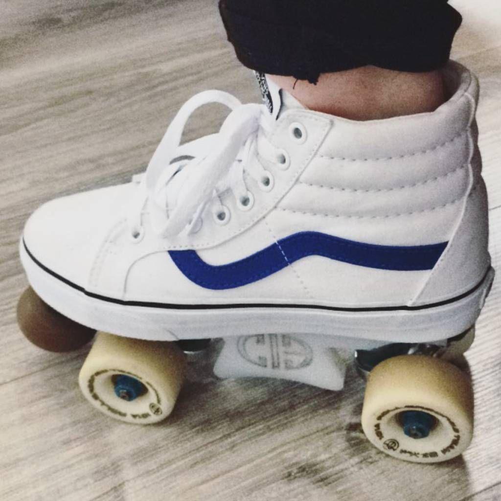 Custom Vans Roller Skates   Roller