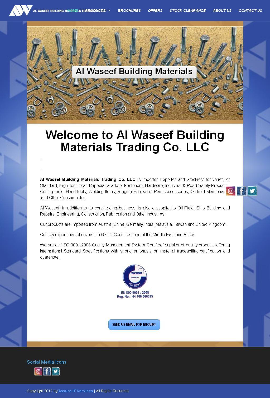Al Waseef Trading Company 7, Sikka 20a G Floor Naif -118, Deira