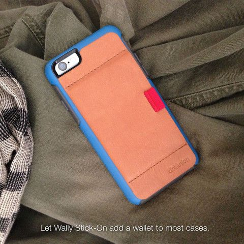 iphone 6 stick on case